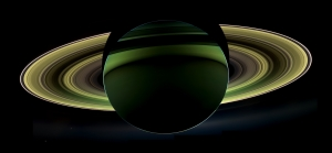 A Splendor Seldom Seen - Saturn from Cassini