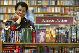 Octavia E Butler and her books