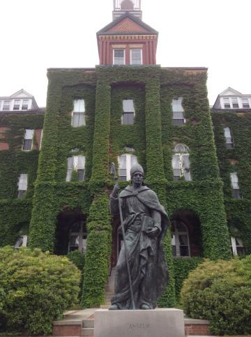 Saint Anselm College, photo credit: Kate Hall